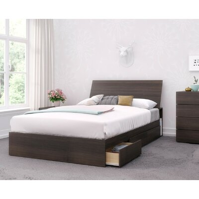 Mckain Platform 3 Piece Bedroom Set Size: Full