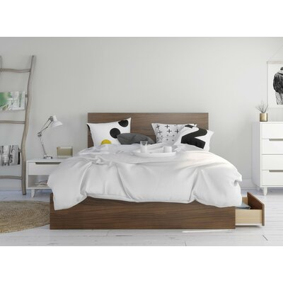 Mckamey Platform 3 Piece Bedroom Set Size: Queen