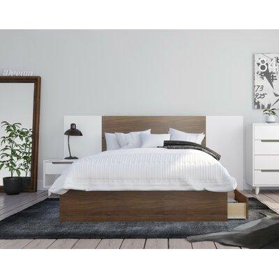 Mckamey Platform 4 Piece Bedroom Set Size: Full