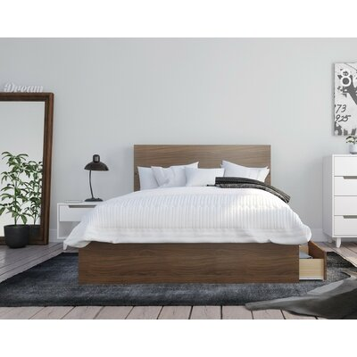 Mckamey Platform 3 Piece Bedroom Set Size: Full