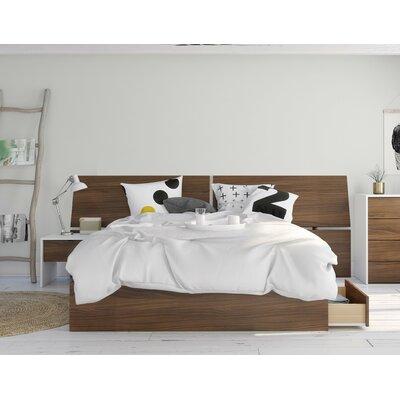 Mckeehan Platform 2 Piece Bedroom Set Size: Queen