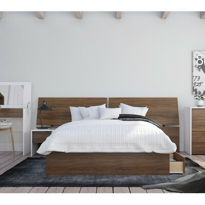 Mckeehan Platform 2 Piece Bedroom Set Size: Full