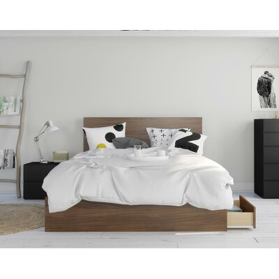 Mckean Platform 2 Piece Bedroom Set Size: Queen