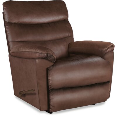 Marco Recliner Upholstery: Walnut, Reclining Type: Manual