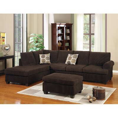 Bolz Reversible Sectional