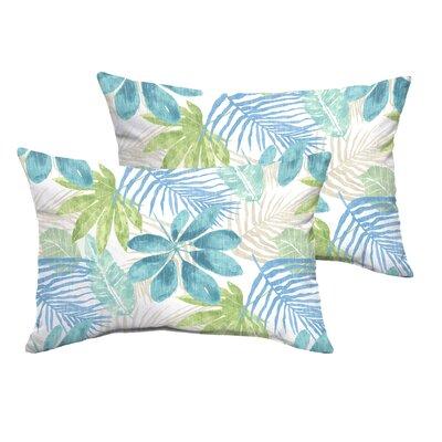 Darcio Indoor/Outdoor Lumbar Pillow Size: 13 x 20