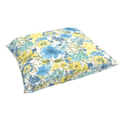 Kerrick Indoor/Outdoor Floor Pillow
