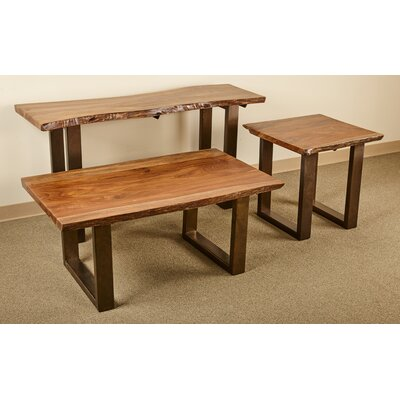 Waldon 3 Piece Coffee Table Set