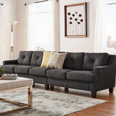 Doane 5 Seat Extra Long Sofa