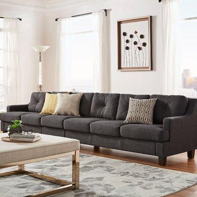 Doane 6 Seat Extra Long Sofa
