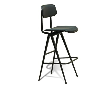 Pedrali Bar Stool (Set of 50) Upholstery: Camira Wool
