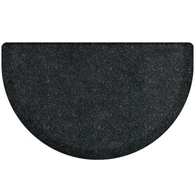 Kimberlin Smooth Kitchen Mat Color: Granite Onyx
