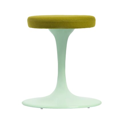 Paola Swivel Bar Stool (Set of 50) Upholstery: Polyurethane-Polyester Microfiber (PPM)