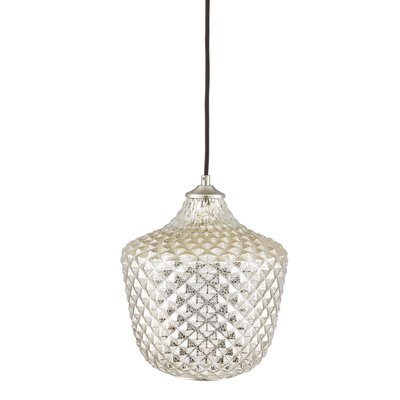 Delcid Rounded 1-Light Mini Pendant