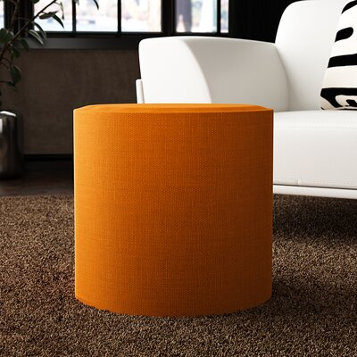 Contreras Pouf Upholstery: Sterling Canyon