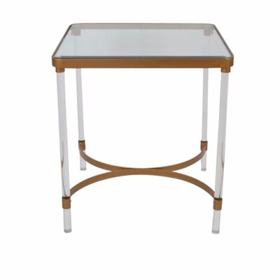 Mclemore Square End Table