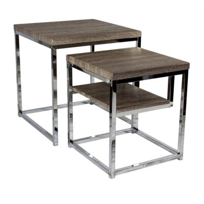 Mckittrick 2 Piece Nesting Tables