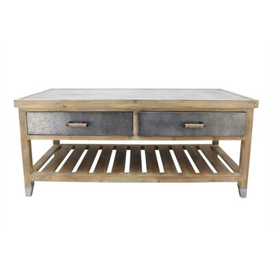 Atlanta Wooden Coffee Table