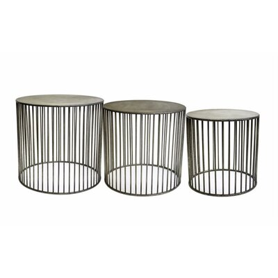 Leddy Vertigo 3 Piece Nesting Tables