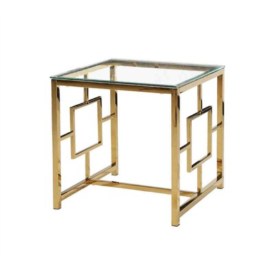 Kanode Glass End Table