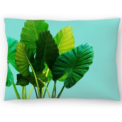 Urban Jungle Lumbar Pillow Size: 10 x 14