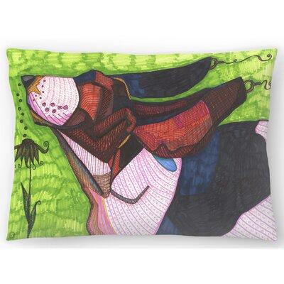Basset Hound Lumbar Pillow Size: 10 x 14