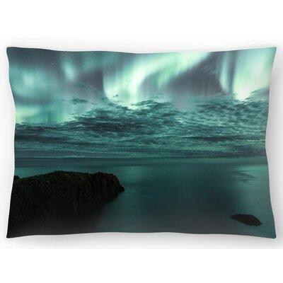 Borgarfjorour Eystri Iceland Lumbar Pillow Size: 10 x 14