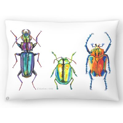 Beatles Lumbar Pillow Size: 10 x 14