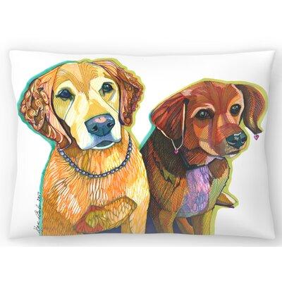 Joanne Lumbar Pillow Size: 10 x 14