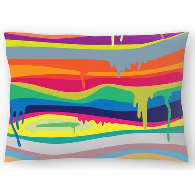 Melt on Lumbar Pillow Size: 14 x 20