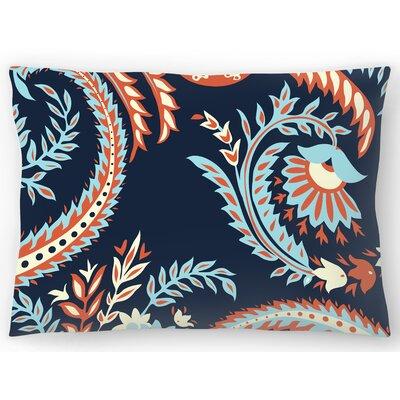 Flora Lumbar Pillow Size: 10 x 14