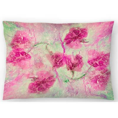 Spring Dance Lumbar Pillow Size: 10 x 14