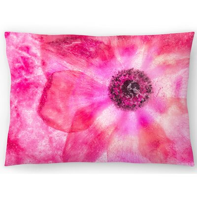 Projection of Love Lumbar Pillow Size: 14 x 20