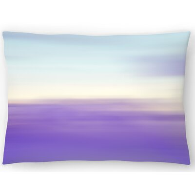 Landscape No 2 Lumbar Pillow Size: 10 x 14