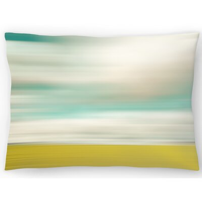 Landscape No 1 Lumbar Pillow Size: 14 x 20