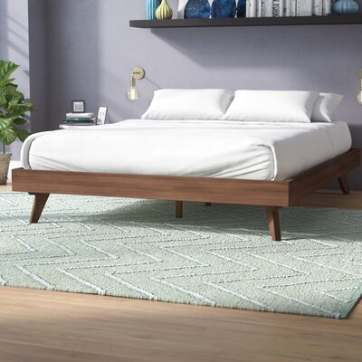 Wafford Platform Bed Size: King