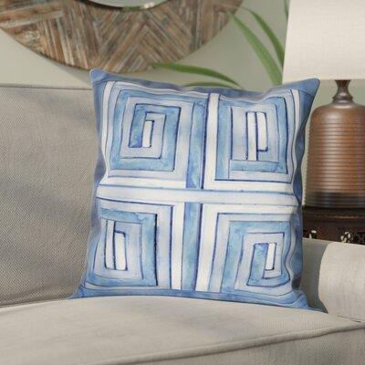 Bridgehampton Asian Influence Outdoor Throw Pillow