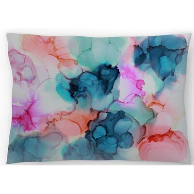 Bursting with Love Lumbar Pillow Size: 10 x 14