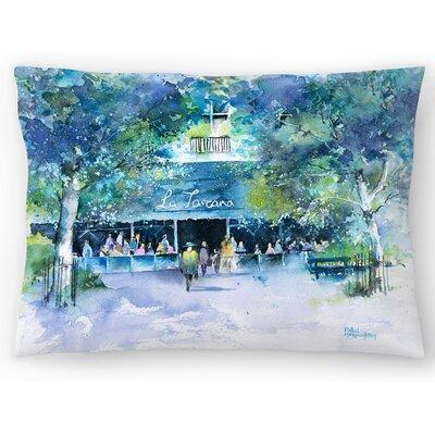 La Toscana Lumbar Pillow Size: 10 x 14