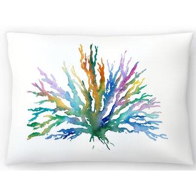 Coral 2 Lumbar Pillow Size: 14 x 20