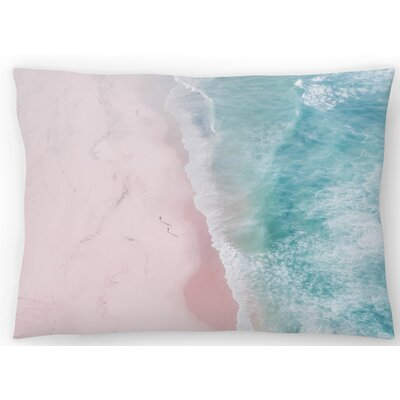 Ocean Walk Lumbar Pillow Size: 10 x 14