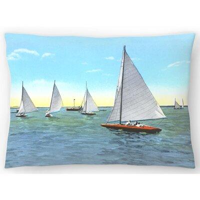 Regatta Lumbar Pillow Size: 14 x 20