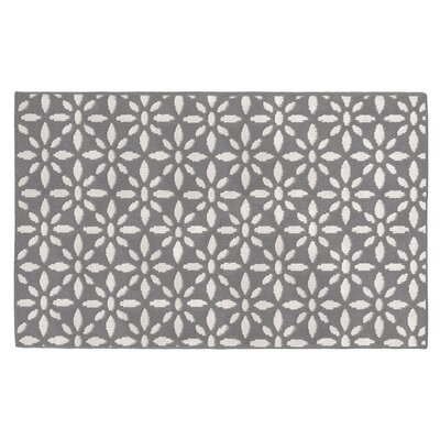 Gent Light Gray Area Rug Rug Size: Rectangle 3 x 5