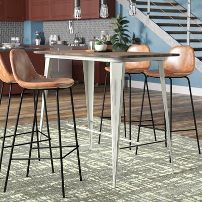Claremont Industrial Counter Height Dining Table