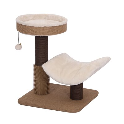 19 Cushy Cat Tree
