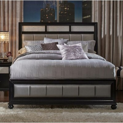 Lower Shockerwick Panel Bed Size: Queen