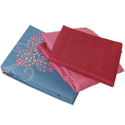 Pidgeon Microfiber Sheet Set Size: Queen