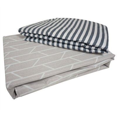 Googe 100% Cotton Sheet Set Size: Queen