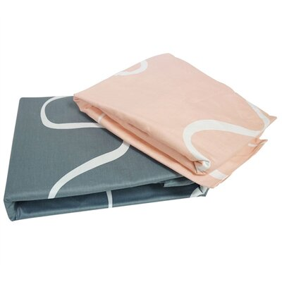 Hackel 100% Cotton Sheet Set Size: Queen