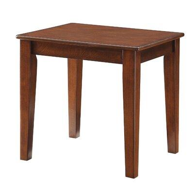 Gastelum Wooden 3 Piece Coffee Table Set